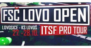 FSČ LOVO OPEN - Lovosice @ Centrum kultury LOVOš