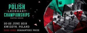 Polish Leonhart Championships 2019 Master Series ITSF