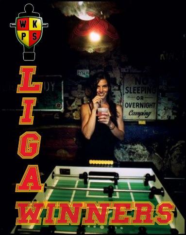 Liga Winners!
